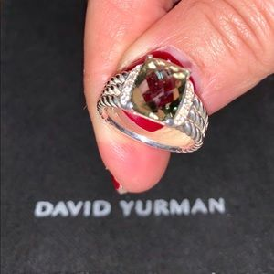 David Yurman Parasolite Size 5.5 Ring